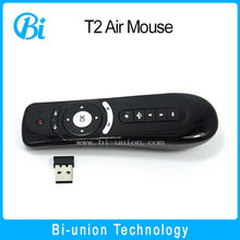 air mouse t2 Motion Stick Remote PC Mous, Android Mini PC partner fly air mouse with keyboard