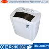 Twin tub top loading semi automatic washing machine