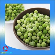 China Frozen Vegetables Green Peas and other vegetables