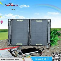 Universal Portable solar cell phone charger