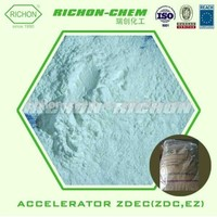 Chemicals for Emulsion Paint and Latex Industry EINECS No.238-270-9 Rubber Chemical Accelerator ZDC