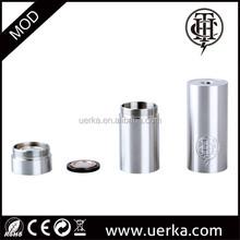 18350 &18650 batteries Mechanical Mod US design mod high performance wholesale price