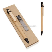 Cheap recycled paper propelling pencil for school