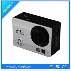 Hot seller 2 inch wifi hd mini compact camera sport dv action camera for travel