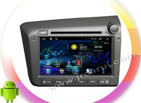 android 4.4 car monitor dvd player For HONDA CIVIC 2012 right RDS ,GPS,WIFI,3G,