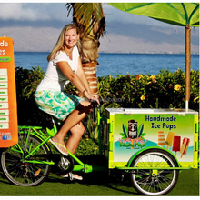 Ice Cream Tricycle, Motor Bike With High Quality For Sale