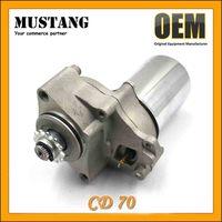 Chinese Motorcycle Starter Motor ,12 Teeth Starter Motor for Chinese Motorcycle