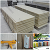 Solid Surface slab with acrylic solid surface adhesive