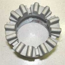 Impregnated diamond drilling core bits