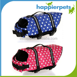 Fashion Pet Life Jacket for dog 6 colors 5 sizes