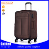 China Baigou suitcase manufacturer sell eminent travel luggage suitcase with large capacity big suitcase