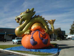 Giant inflatable dragon for Advertising