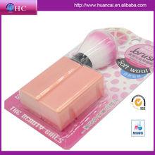 Wholesale Convenient to carry Makeup Brush Can rotate Makeup brush