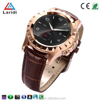 2015 Hot selling bluetooth smart watch health A8 wrist watches men support heart rate monitor
