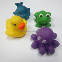Custom design cheap small toy small plastic farm animal toy