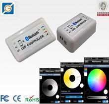 Bluetooth LED Controller/Bluetooth RGB LED Controller/Bluetooth RGB LED Strip Controller