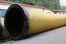 large Diameter Rubber Hose/High Pressure Flexible Hose/Heat Resistant Hose Rubber Pipe