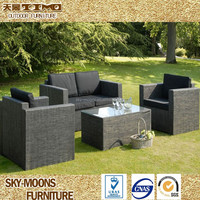 Aluminum Outdoor Teslin Soa, Garden Patio Teslin sofa furniture (TS001)