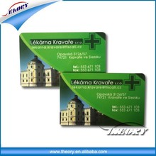 competitive price id card standard size 85.5*54mm