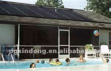 Plastic Solar Pool Heating Absorber, Solar Panel Heater Collector, ROHS, NBR+PVC Material