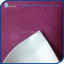 PVC artificial leather material for Sofa , Furniture
