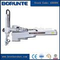 cnc mecánica de la máquina de inyección del brazo robot