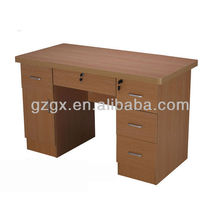 GX-913 Chicken wings wood executive office table design