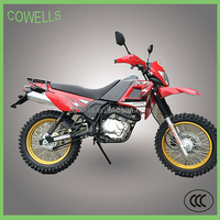 200CC Popular Dirt Motorbicycle For Africa In Cheap Sale