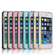 Wholesale best ultrathin bumper case for ipod touch 5 factory price