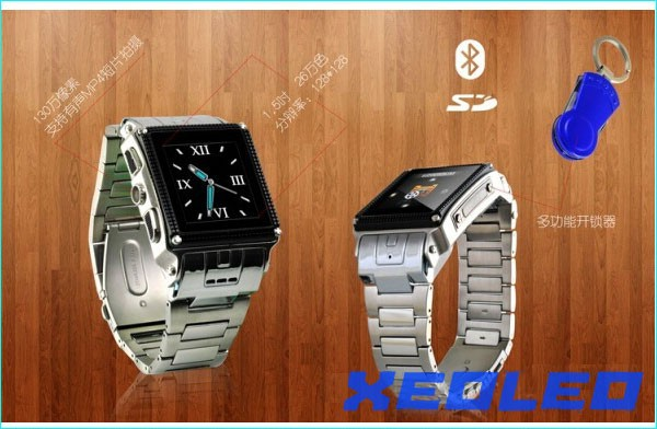 Xeoelo BluetoothvoiceBluetooth /fashionwatch W818