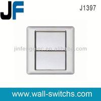 J1399 4gang 1way/2way switch Korea PC four gang two way switch