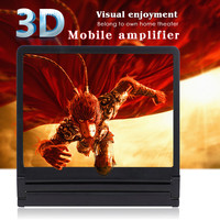 Cheap Cellphone accessories for Mobile Phone 3D movie magnifier
