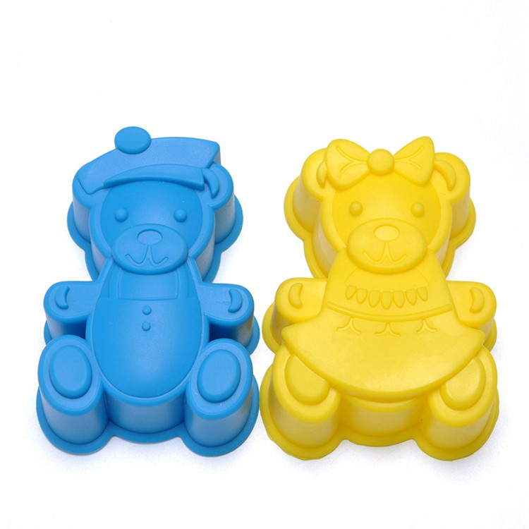 Top Silicone baking mold Dongguan supply for baby-2