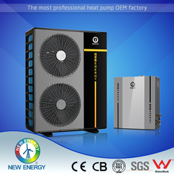 evacuated tube solar collector -25 high cop 4.2 low cost swimming pool heat pump