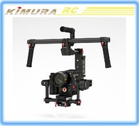 DJI Ronin 3 Axis Handheld Camera gimbal w/Remote Control for Pan and Tilt