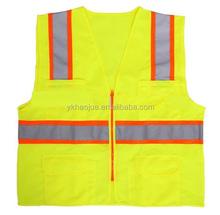 Construction safety vest