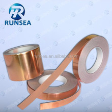 China manufacturer electrical Anti-static tape copper emi shielding