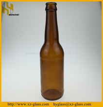 330ml Amber long neck beer glass bottle wholesale in stock