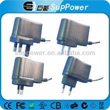 ac power adaptor 5v with UL/CUL CB CE ROHS