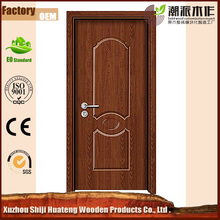 Long Lifetime Solid Interior Wooden Door