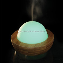 Aroma Diffuser Ultrasonic Humidifier LED Color Changing Lamp Light Ionizer