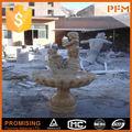 Chino fuentes de agua de diseño de la piedra natural tallado decorativo natural de piedra cascadas