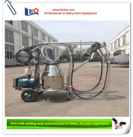 portable milking machines for milking cows