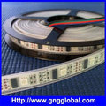 32 pixels/M led strip direccionable ws2801 dirección llevó la tira controlador dmx compatible