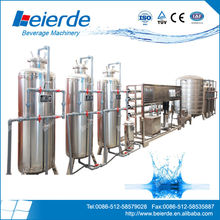 2 TON T RO water treatment system for drinking water, mineral water, sparking water etc