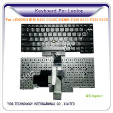 Original keyboard for Lenovo IBM E420 E425 E320 E325 E430 laptop keyboard