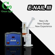 Newest design ecig DIY TITANIUM Enail/E-nail atomizer wholesale exgo w3