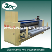 2015 New Automatic Two Roller Calendering Machine