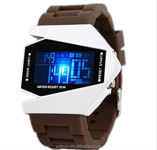 Charm Airplane watch Top brand LED sports water proof watch,watch manufacturer&supplier&exporter watch