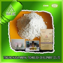 White clay bentonite powder for mineral oil filter